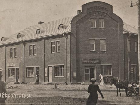 Fotograaf August Michelson. Foto Eesti Rahva Muuseumist.