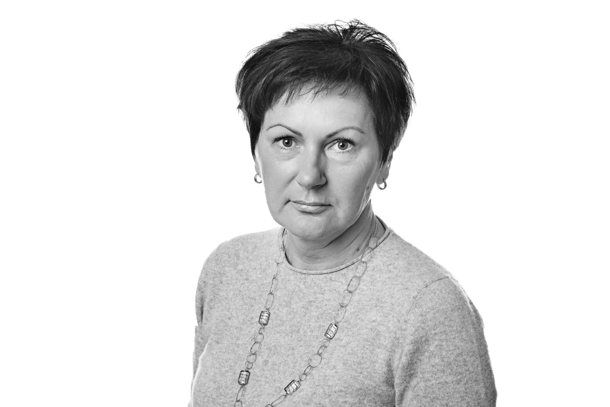 Ülle Rebane, Eesti Apteekrite Liidu juht.