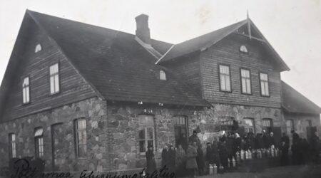 Põltsamaa meierei 1930. aastatel. Foto erakogu, fotograaf teadmata