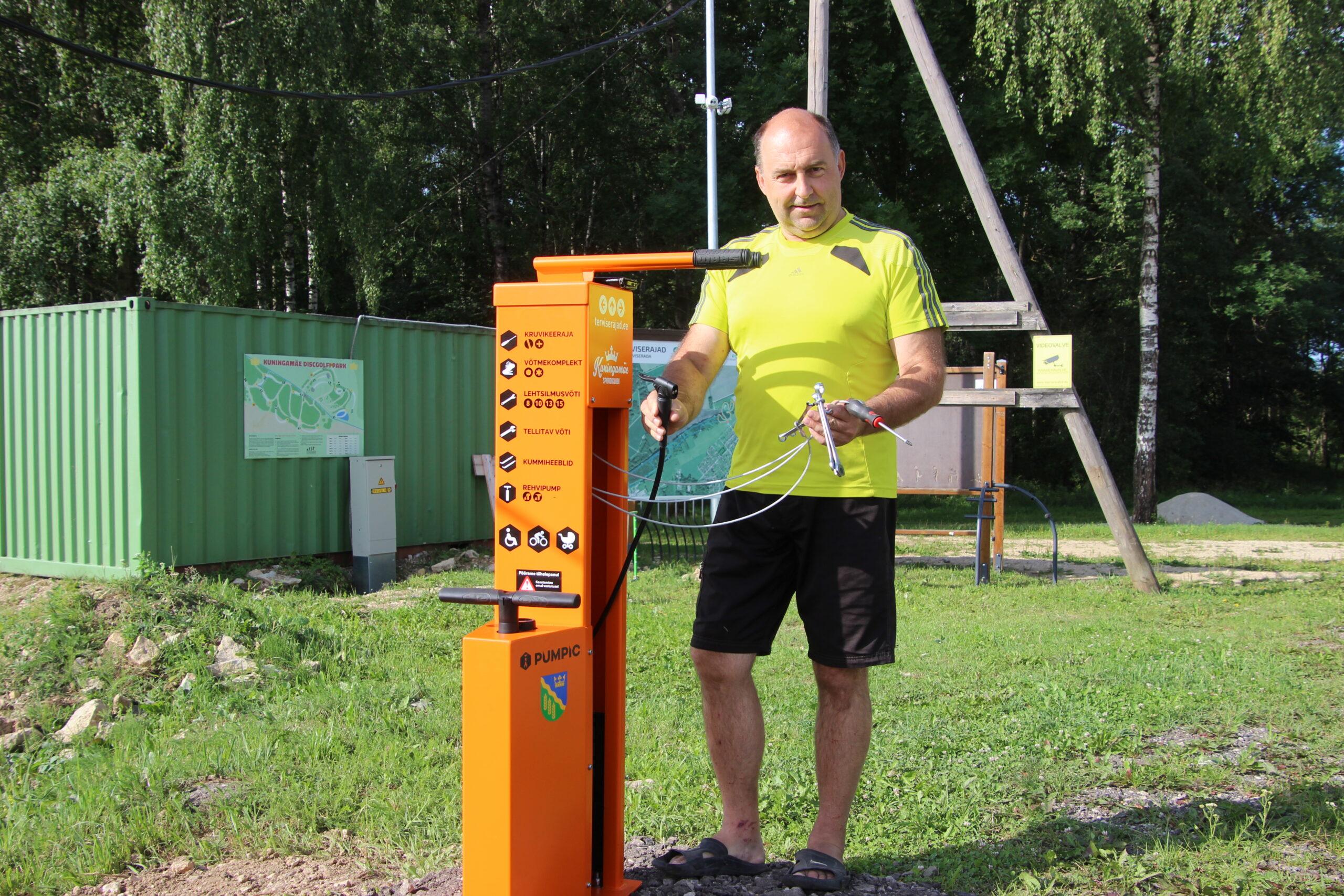 Foto Raimo Metsamärt