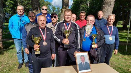 Villu Ojassalu mälestusvõistluste traditsioon sai alguse eelmisel aastal. Foto Uno Valdmets.