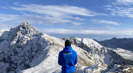 Kas kõikide mäetippude vallutamine toob tiitlivõistlustelt medali? Foto erakogu.